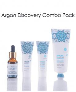 Argan Discovery Combo Pack - Secretleaf Skin Beauty