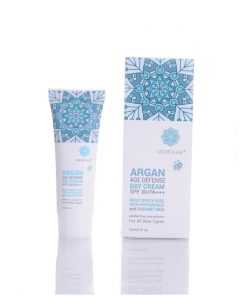 Argan Age Defense Day Cream SPF 30/PA+++ 15ml - Secretleaf Skin Beauty