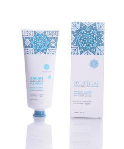 Argan Hydrating Cleanser - Secretleaf Skin Beauty
