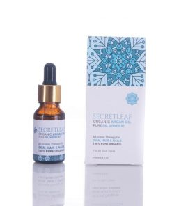 Pure Oil Series 01 Organic Argan Oil - Secretleaf Skin Beauty