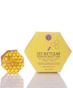 Secretleaf Intensive Beauty Bar 45g - Secretleaf Skin Beauty