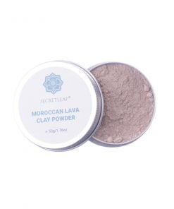 Moroccan Lava Clay Powder - Secretleaf Skin Beauty