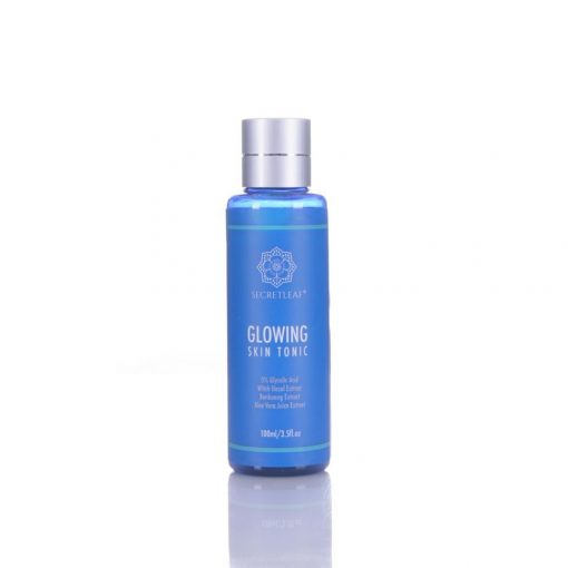 Glowing Skin Tonic 100ml - Secretleaf Skin Beauty