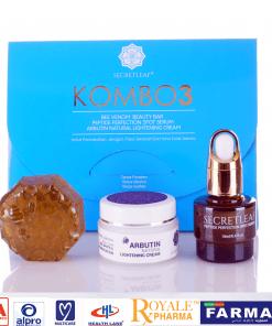Kombo 3 Untuk Jeragat - Secretleaf Skin Beauty