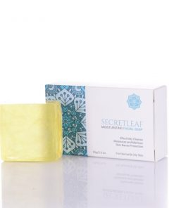 Secretleaf Moisturizing Facial Soap 65g - Secretleaf Skin Beauty